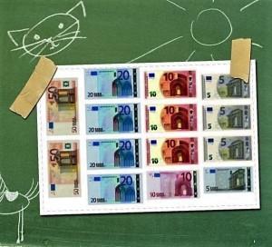 Kostenloses Spielgeld Bei Der Deutschen Bundesbank Freizeitkinder