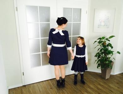 Mami-Tochter-Kleider